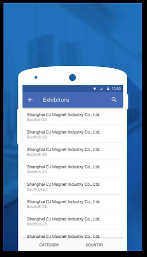 Alibaba Expo screenshot 3