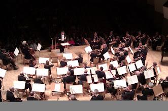 Photo: ReDios cómo suena la sala sinfónica del Auditorio Nac. d Música. Estoy volando.