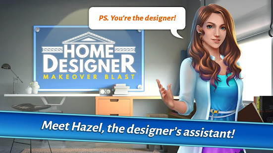 Home Designer – Match + Blast to Design a Makeover 2
