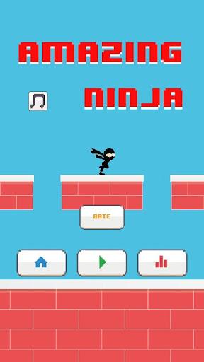 Amazing Ninja Jump