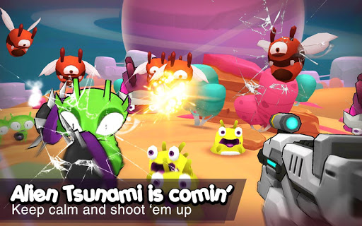 Galaxy Gunner: The last man standing game 1.6.3 screenshots 7