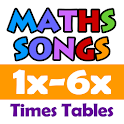 Maths Songs Times Tables 1~6x icon