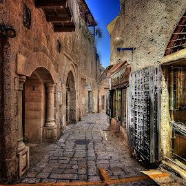 telaviv by Abu  Janjalani Abdullah - Transportation Roads ( roads, transportation )