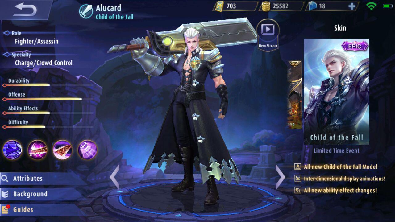 basara's alucard 101 - guides - mobile legends: bang bang