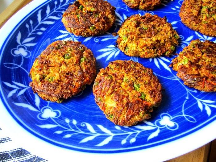 Veggie Burgers W/ Lentils Recipe