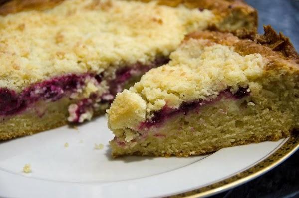 Meg's Blackberry Cream Cheese Coffeecake Recipe