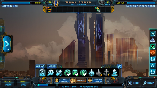Star Traders: Frontiers screenshots 4