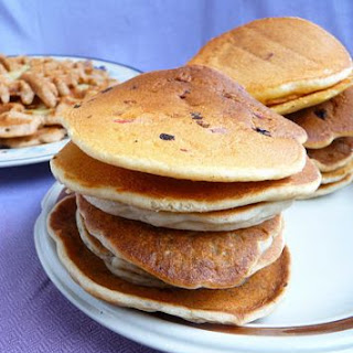 Vegan Almond Flour Pancakes Recipes.