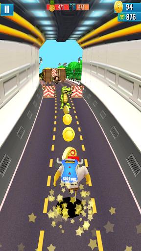 Subway sponge Run Super bob Adventure apkmr screenshots 4