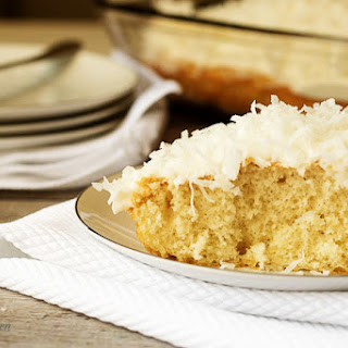 Simple Coconut Cake Recipes.