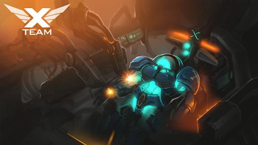 XTeam - SF Clicker RPG modavailable screenshots 2