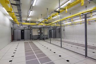 Photo: Salle 1 #datacenter #reims (Visite de chantier 28.11.2014)