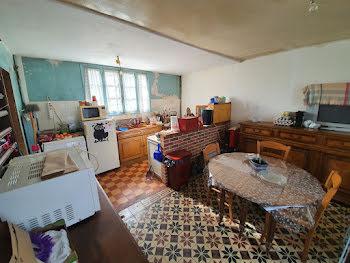 maison à Saint-Hilaire-sur-Risle (61)