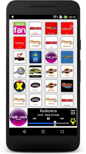 Radio Colombia screenshots 3