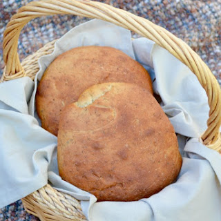 Olive Oil Zaatar Bread