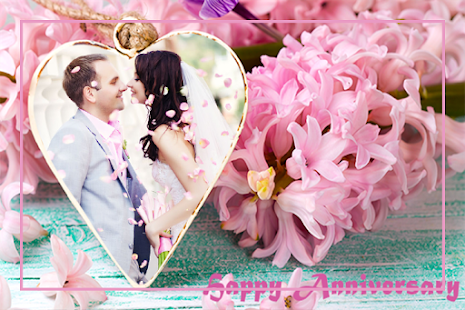 Anniversary Photo Frames- screenshot thumbnail