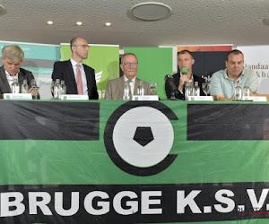 Officiel !  Le Cercle Bruges a désigné son nouvel entraîneur