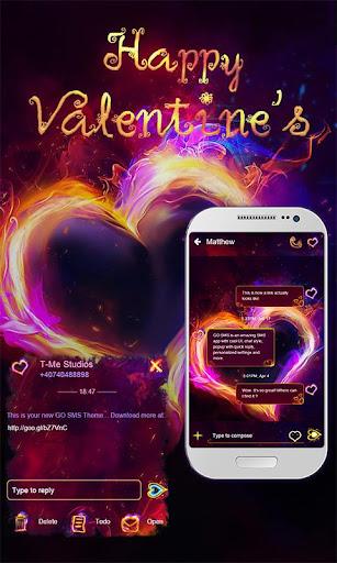 Happy Valentine's GO SMS