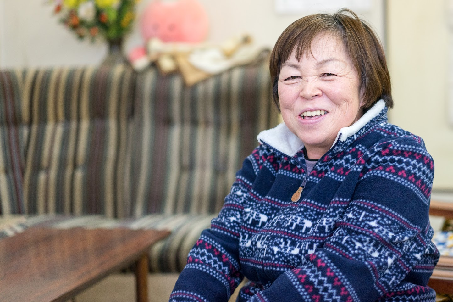 吉尾千佳さん