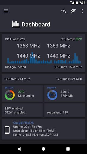 EX Kernel Manager  screenshots 2