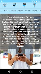 Flirt for males screenshot 4