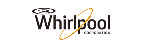 Logo firmy Whirlpool