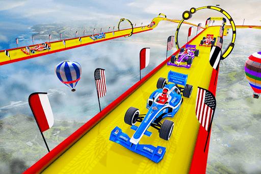 Gt Formula Car Racing Stunts : Impossible Tracks 1.3 screenshots 16