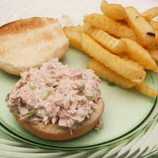 Tasty Tuesdays- A spin on your tuna sandwich.