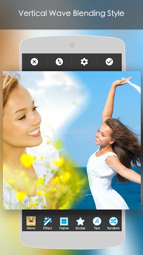 Photo Blender: Mix Photos 1.3 screenshots 2