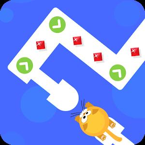 Tap tap Cat Dash Run da Anony Apple acaba de chegar ao Google Play 1