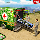 US Army Ambulance Driving Rescue Simulator