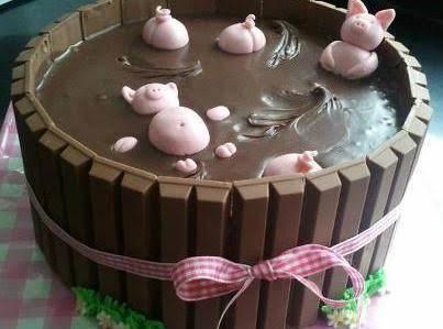 Redneck Piggy Pool