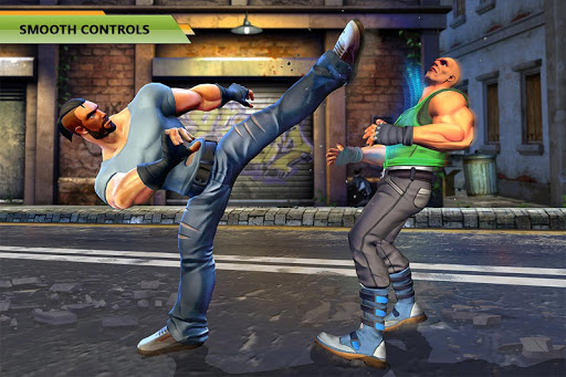 Kung Fu Real Fight: Free Fighting Games for PC