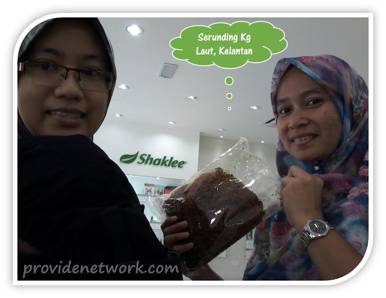 serunding sedap di Kelantan