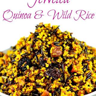Jeweled Quinoa & Wild Rice Recipe