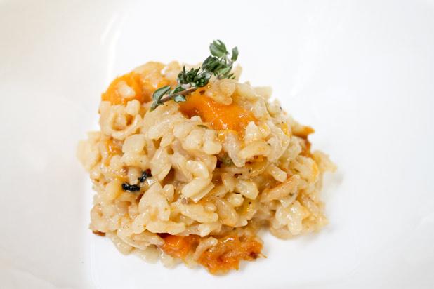 Photo: Butternut Squash Risotto Recipe: http://bit.ly/QlGIU3