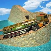Army Oil Truck Driving 3D