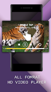 HD video player: All format hd video player for PC-Windows 7,8,10 and Mac apk screenshot 4