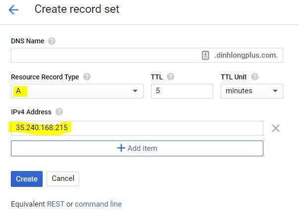 Tao-record-A-Google-Cloud