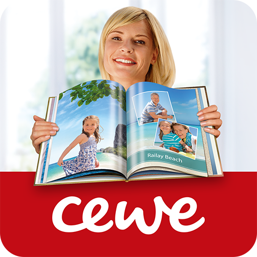 CEWE Photoworld - photo books and calendars Icon