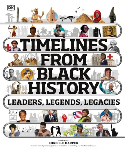 Review of the Day: Timelines From Black History: Leaders, Legends, Legacies by D.K. Publishing