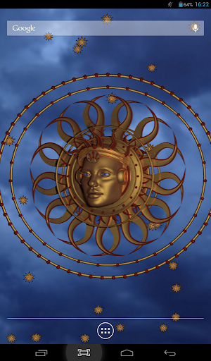 Sun 3D Live Wallpaper