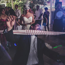 Wedding photographer Grecia Goss (Gossfotografia). Photo of 10.10.2017