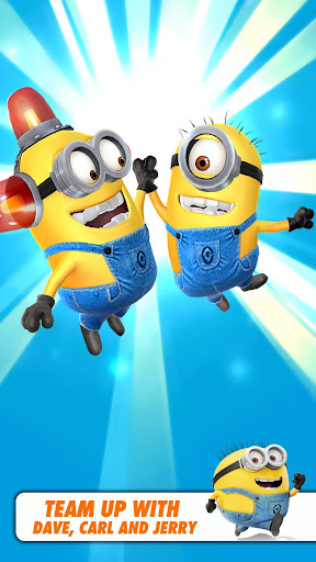 Despicable Me game (apk) free download for Android/PC/Windows screenshot