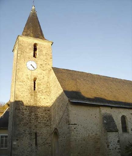 photo de PAROISSE DE PARCE : AVOISE : Eglise St Sulpice