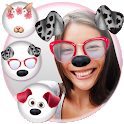 Cute Camera Photo Editor with Face Filters icon