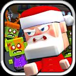 Santa The Zombie Hunter Icon