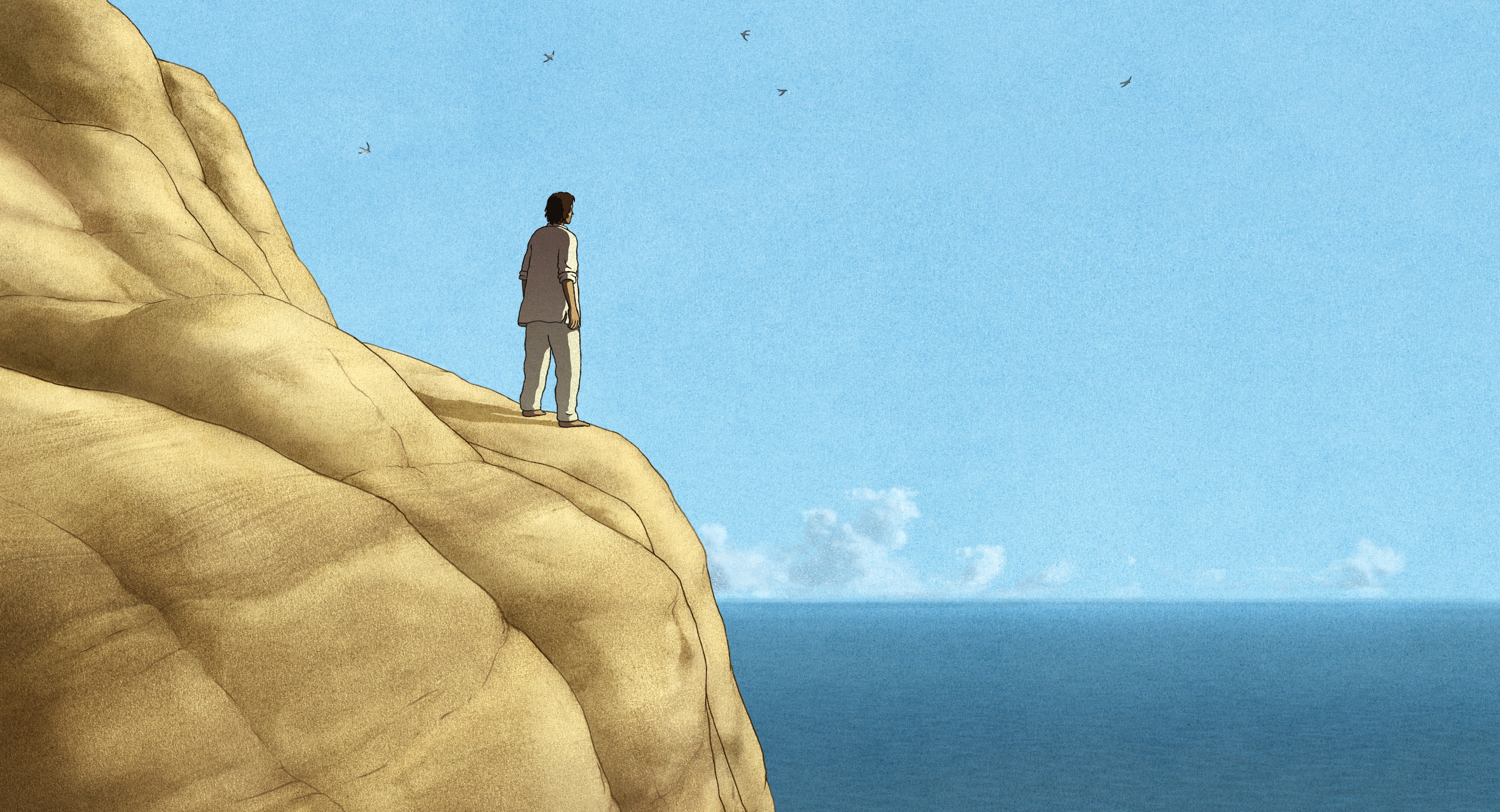 The Red Turtle Official Site