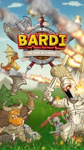 Bardi –  New defense game Mod Apk (Unlimited Gold) 1