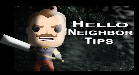 Cheat Hello NEIGHBOR alpha 4 - náhled